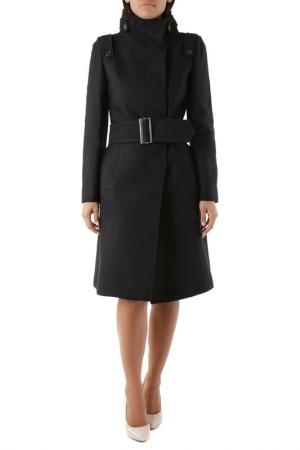 Coat John Richmond. Цвет: black