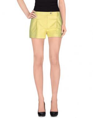Повседневные шорты •MILANO PARIGI•. Цвет: желтый