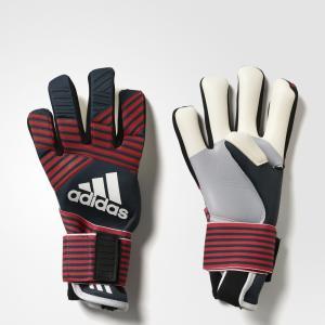 Вратарские перчатки ACE Trans Pro Manuel Neuer  Performance adidas. Цвет: красный