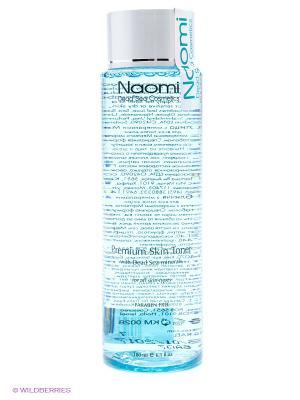 Тоник с минералами Мертвого моря Naomi Dead Sea Cosmetics. Цвет: голубой