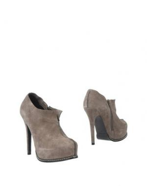 Ботинки VICENZA). Цвет: серый