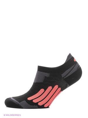 Носки NIMBUS ST SOCK ASICS. Цвет: черный, красный