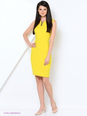 Платье LILA ROSE. Цвет: оливковый