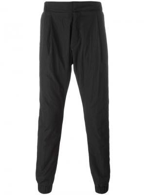 Спортивные брюки Letasca. Цвет: чёрный