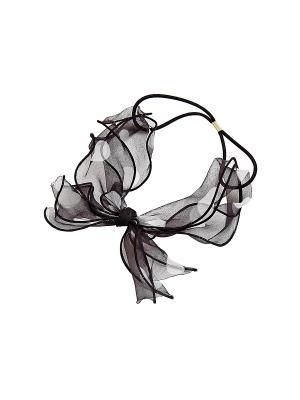 Повязка Kameo-bis. Цвет: черный, белый, золотистый