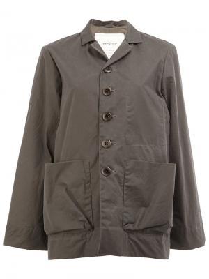 Куртка  Photographer Toogood. Цвет: серый