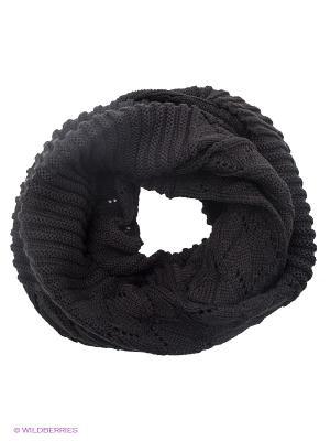 Снуд FOMAS. Цвет: черный, антрацитовый