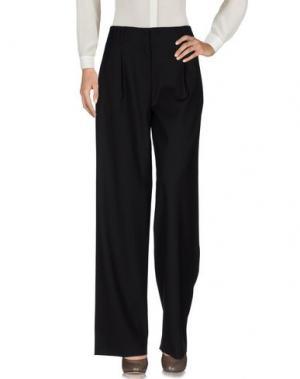 Повседневные брюки PROENZA SCHOULER. Цвет: темно-фиолетовый