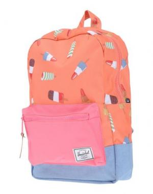 Рюкзаки и сумки на пояс HERSCHEL SUPPLY CO.. Цвет: оранжевый