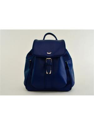 Рюкзак BarBara. Цвет: синий