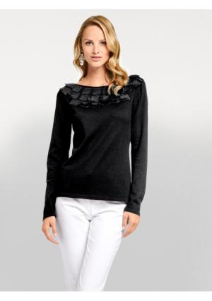 Пуловер ASHLEY BROOKE by Heine. Цвет: черный