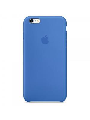 Чехол (клип-кейс) Apple для iPhone 6S Plus MM6E2ZM/A синий. Цвет: синий