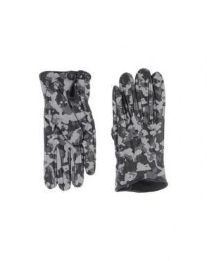 Перчатки FINGERS Venezia. Цвет: серый