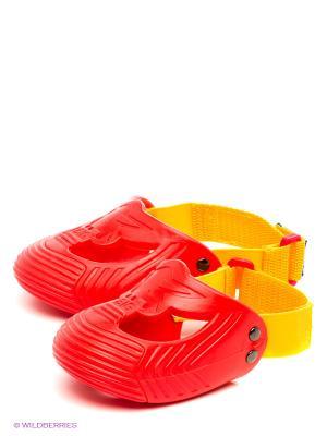 Защита для обуви BIG. Цвет: красный