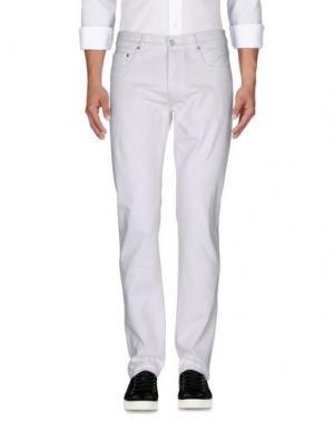 Джинсовые брюки COVERT. Цвет: белый