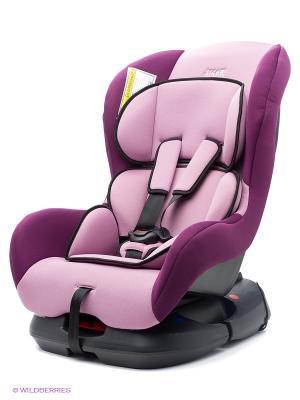 Детское автомобильное кресло НАУТИЛУС Isofix SIGER. Цвет: фиолетовый