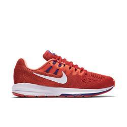 Мужские беговые кроссовки  Air Zoom Structure 20 Nike. Цвет: красный