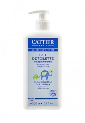 Молочко Cattier