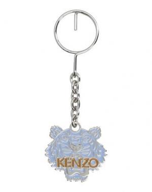 Брелок для ключей KENZO. Цвет: сиреневый