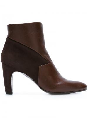 Ботинки Flint Chie Mihara. Цвет: коричневый