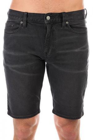 Шорты джинсовые DC Straight Medium Grey Shoes. Цвет: серый