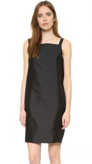 Платье без рукавов Nina Ricci. Цвет: голубой