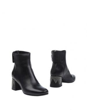 Полусапоги и высокие ботинки MILLÀ. Цвет: черный