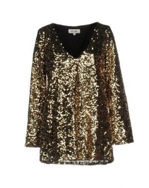 Блузка DRY LAKE.. Цвет: золотистый