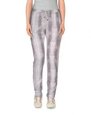 Повседневные брюки SECOND FEMALE. Цвет: белый