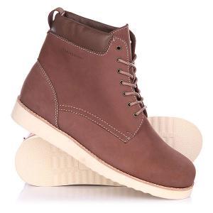 Ботинки зимние  Classic Tim Brown Rheinberger. Цвет: коричневый