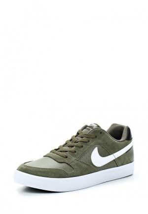Кеды Nike. Цвет: хаки