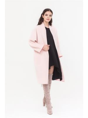 Пальто MARRUSHKA. Цвет: розовый