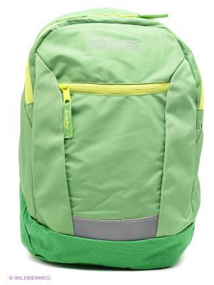Рюкзак REGATTA. Цвет: зеленый
