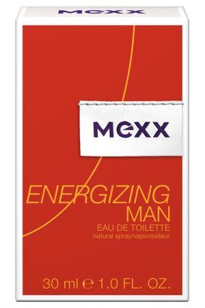 Energizing Man EDT 30 мл Mexx. Цвет: none