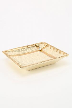 Декоротивная тарелка ROYAL Delta. Цвет: мультицвет