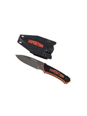 Нож Extreme с фиксированным лезвием Экспедиция. Цвет: серебристый