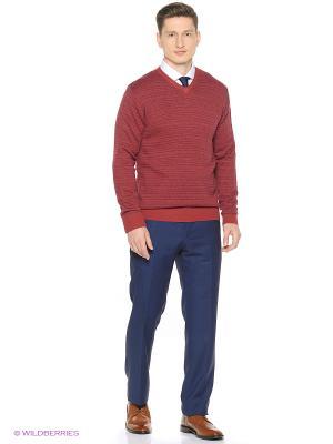 Пуловер Greg Horman. Цвет: красный