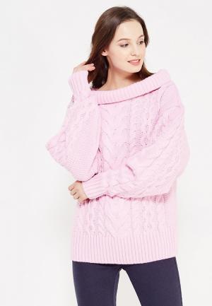 Свитер Demurya Collection. Цвет: розовый