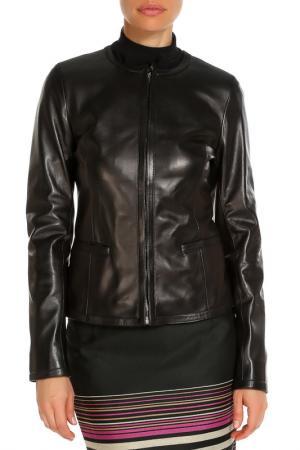 Куртка Izeta. Цвет: черный