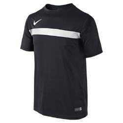 Спортивная футболка с коротким рукавом для школьников  Academy 1 (XS–XL) Nike. Цвет: черный