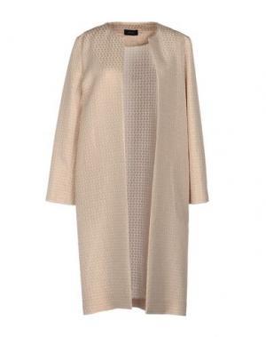 Легкое пальто MALAICA. Цвет: светло-розовый