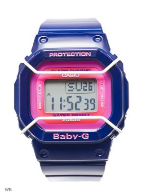 Часы Baby-G BGD-501FS-2E CASIO. Цвет: сиреневый