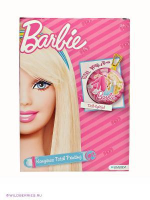 Мяч Барби Mondo. Цвет: розовый