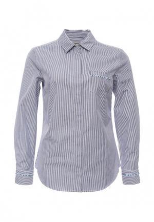 Рубашка Weekend Max Mara. Цвет: синий