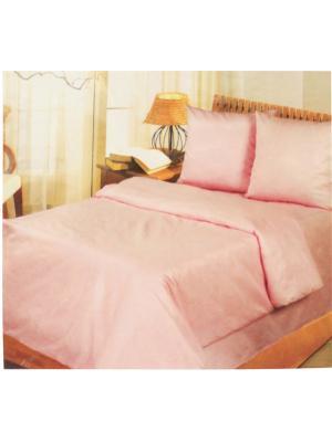 Комплект постельного белья , поплин - 1,5сп. Dorothy's Нome. Цвет: розовый