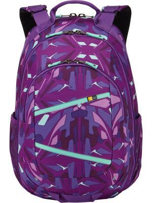 Рюкзак Case Logic Berkeley II для ноутбука 15 6. Цвет: темно-фиолетовый