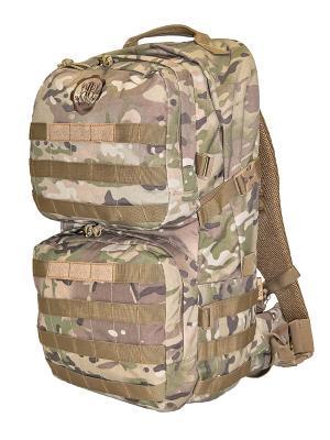 Рюкзак TF35 OutFLIP TACTICAL FROG. Цвет: серо-зеленый