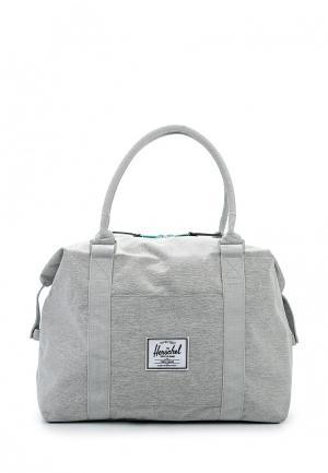Сумка Herschel Supply Co. Цвет: серый