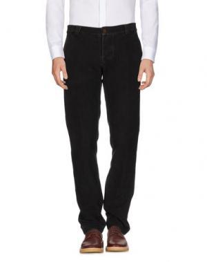 Повседневные брюки MAGLIARO. Цвет: темно-коричневый