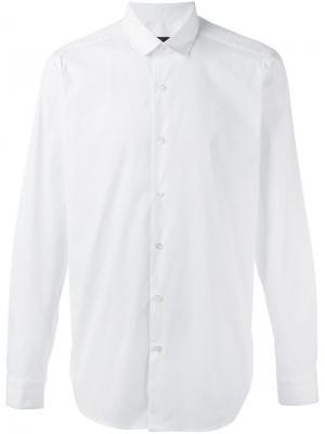 Рубашка Maia The Gigi. Цвет: белый